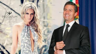Tania Ruiz guarda silencio sobre su relación con Peña Nieto, aunque no se queda callada