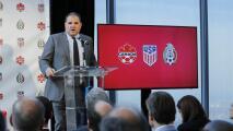 Concacaf también se pronuncia contra la Superliga