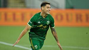 Felipe Mora pasa de manera definitiva de Pumas a Portland Timbers