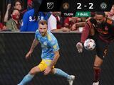 El que ríe último ríe mejor: Philly le quita un empate a Atlanta