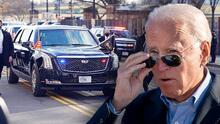 Conoce a 'La Bestia', la majestuosa limusina presidencial a las órdenes de Joe Biden