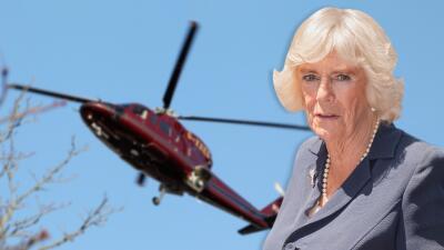 """Reporte oficial revela que la esposa del príncipe Carlos estuvo en """"alto"""" riesgo de sufrir dos accidentes aéreos"""