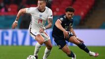 República Checa manda en el grupo D tras empate de Inglaterra