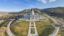 Gobernador de Utah dicta restricciones de uso de agua en edificios del estado