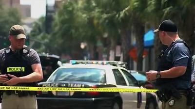 Reportan balacera en un restaurante ubicado en zona turística de Charleston, Carolina del Sur