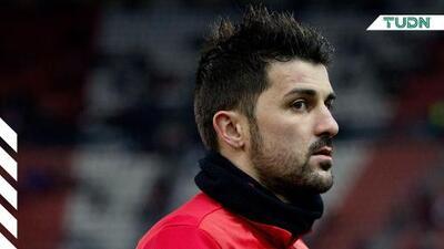 David Villa dice adiós al futbol