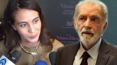 """""""Quisiera dedicarle mi vida, pero no se puede"""": así recuerda la hija de Fernando Luján a su fallecido padre"""