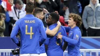 Francia mantiene su paso firme: últimos resultados de la actual campeona del mundo