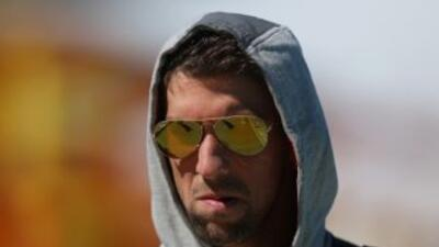 Michael Phelps fue arrestado por conducir bajo los influjos del alcohol