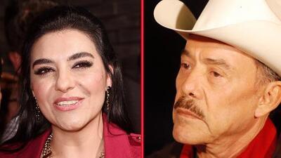 Tremendo encuentro de Don Pedro Rivera con Graciela Beltrán