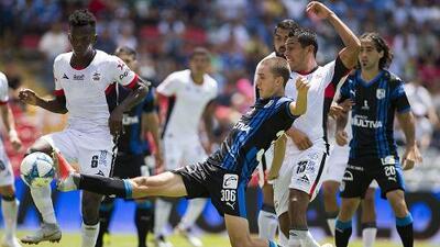 Cómo ver Lobos BUAP vs. Querétaro en vivo, por la Liga MX 17 febrero 2019