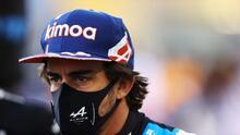 El papel de un sándwich causó abandono de Alonso en Bahréin