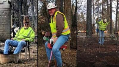 """""""Es inaceptable"""": despiden a tres trabajadores del incendio Paradise por tomar fotos de burla"""