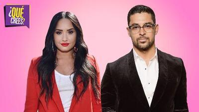 Demi Lovato continúa su recuperación al lado de su familia y su ex Wilmer Valderrama