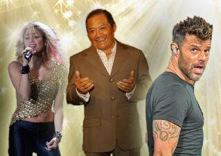 Las 50 mejores canciones latinas en la historia