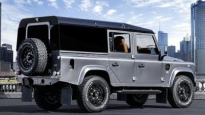 Detalles del Land Rover Defender Startech Sixty8