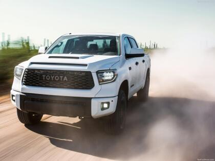 """<h3 class=""""cms-H3-H3""""><b>Toyota Tundra</b></h3> <br> <br> <b>Precio promedio:</b> 31,383 dólares <br> <b>Porcentaje promedio por debajo del valor de mercado: </b>12.6% <br> <b>Ahorro promedio:</b> 4,714 dólares"""