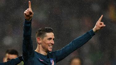 'El Niño' Torres anuncia que vuelve a jugar después de dos años