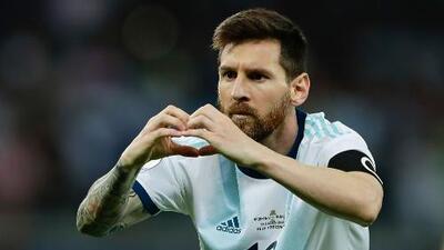 """Messi se pronunció tras el empate con Paraguay: """"Hoy no se gana con la camiseta"""""""