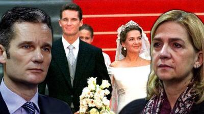 Amor, realeza y cárcel: la historia inesperada de la infanta Cristina e Iñaki Urdangarín