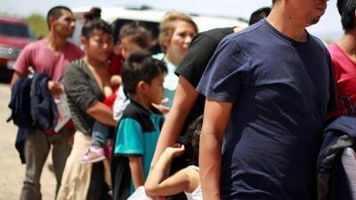 Unos 6,000 migrantes solicitantes de asilo en EEUU viven desamparados en México