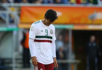 México tuvo su peor participación en un Mundial Sub-20 en toda su historia