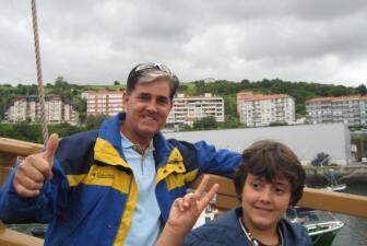 Ricardo Arambarri: Un papá de Impacto