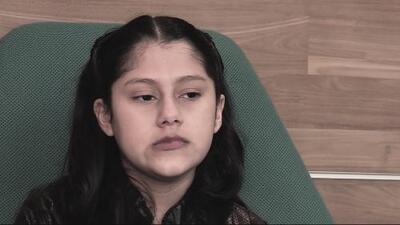 Ashley una niña valiente que sobrevivió al cáncer de estómago