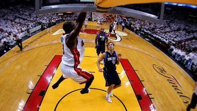 Nowitzki y Wade, invitados al Juego de las Estrellas de la NBA