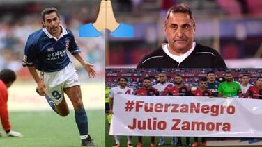 El drama sufrido por Julio Zamora tras dos infartos cerebrales