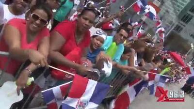 96.3 La X enciende la Parada Dominicana en NYC