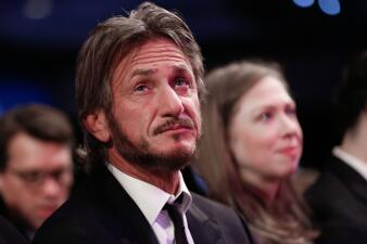 Sean Penn rompe el silencio