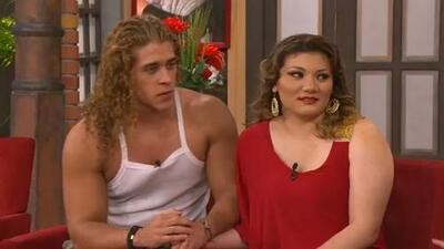 Laura - 'Un stripper me vuelve loca'
