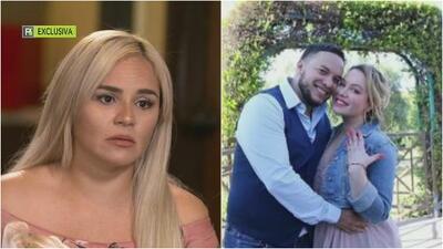 En exclusiva: Claudia Galván aclara por qué publicó la foto íntima de Lorenzo Méndez, pareja de Chiquis Rivera
