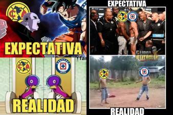 Memes de la Final de América vs. Cruz Azul en el Apertura 2018: las burlas no perdonan