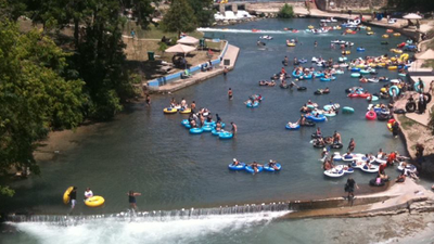 Comal river reopens for tubing fun in New Braunfels