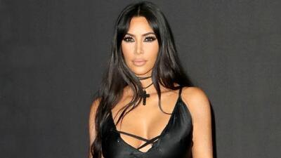 Drogada se casó y grabó un video porno: lo que dijo Kim Kardashian antes de tirar la toalla