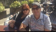 """Esposa de Aníbal Acevedo Vilá, Luisa """"Piti"""" Gándara, es diagnosticada con cáncer"""