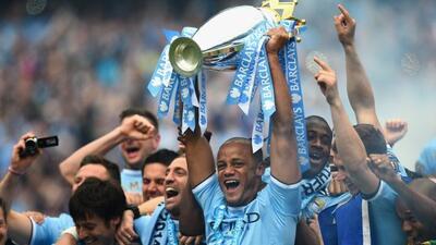 Al jugador de Manchester City, Vincent Kompany, le interesa la MLS