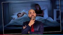 """""""Algunas se aprovechan para sopearnos"""": 8 de cada 10 personas hablan dormidas y El Pelón cree que las mujeres le sacan provecho"""