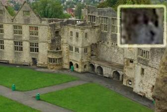 Logran captar fantasma en castillo tudor