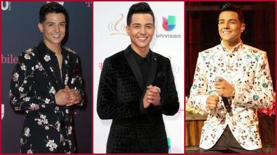 Luis Coronel sufrió bulllying por su apariencia, hoy es de los cantantes mejor vestidos