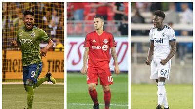 Alrededor de 80 jugadores de la MLS fueron convocados por sus selecciones en esta 'fecha FIFA'