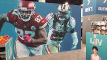 NFL Shop, el paraíso de los souvenirs del Super Bowl LIV