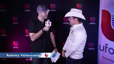 Remmy Valenzuela en Uforia Lounge: Episodio 3