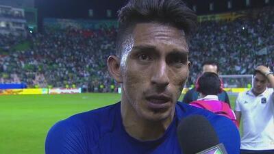 Ángel Mena considera que la Final es una justa recompensa por lo hecho en el torneo