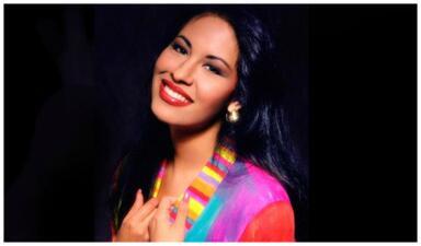 El álbum de fotos desconocido de Selena
