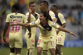 En fotos: América golea a Xolos, es el nuevo líder y Diego Lainez brilla con un golazo