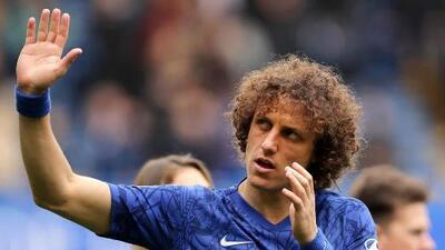 David Luiz renueva con el Chelsea hasta 2021
