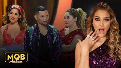 """Tú ganaste, yo perdí"" Denise Bidot lamenta ser la primera eliminada de Mira Quién Baila | MQB Extra"